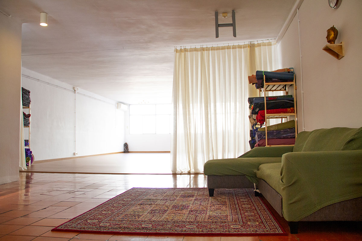 Sala de Ashtanga Yoga Gracia